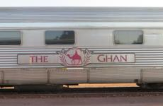 The Ghan to Alice photo