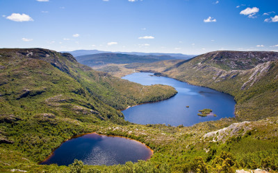 Cradle Mountain Lakes image