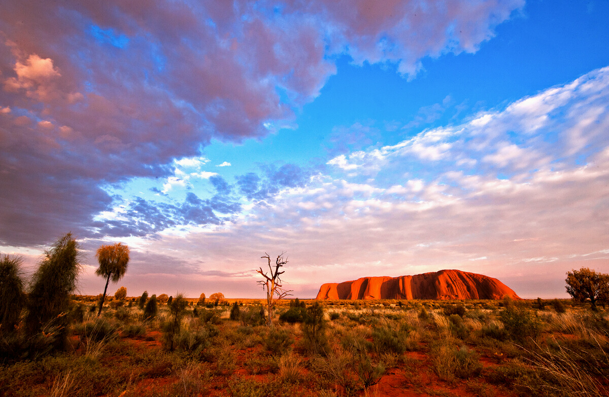 Amazing Uluru! (Ayers Rock) blog image