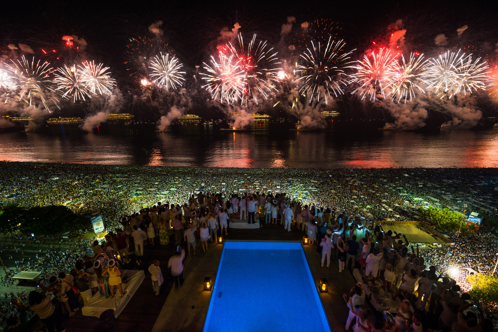 New Years Eve 2015: A Global Revelry post image