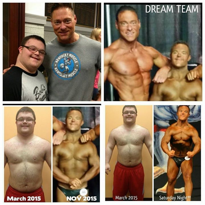 Bodybuilder With Down Syndrome is Now Building His Dreams blog image