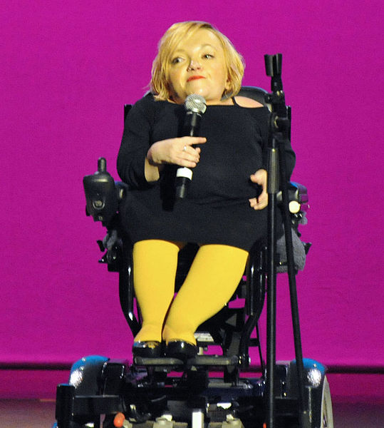 How Stella Young Epitomized Strength and Fierceness blog image